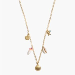 Madewell Cabana Charm Necklace